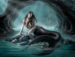 Beautiful but Deadly Mythical Creatures