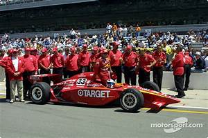 Tony Stewart And Chip Ganassi Racing Team At Indy 500