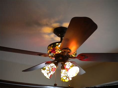 tiffany style ceiling fans with lights tiffany style ceiling fan light kit motavera com