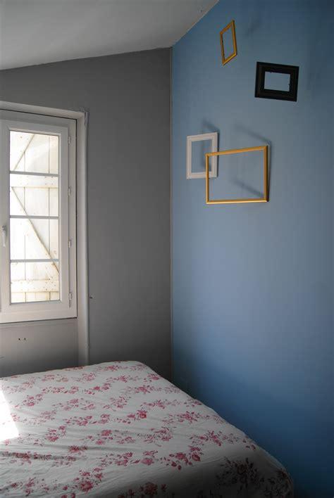 chambre adulte bleue ophrey com couleur chambre adulte bleu gris