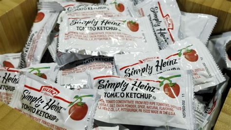 Takeout Demand Causes Heinz Ketchup Shortage (VIDEO)