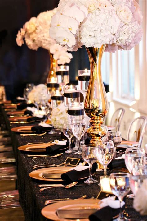 birthday soiree filled  opulence  glamour