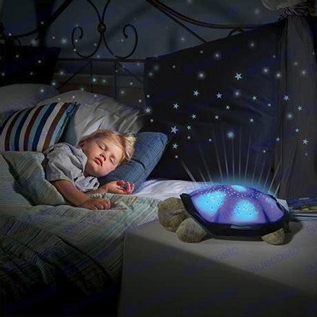 sleepy baby night light kid room sea turtle projector constellation night light