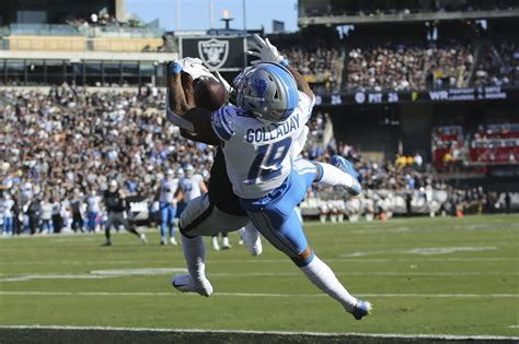 Lions WR Kenny Golladay clears another hurdle, could make ...