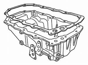 Chrysler Pt Cruiser Gasket  Oil Filter Adapter