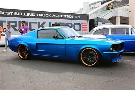 2016 Sema Show Muscle Car Mania #tensema16