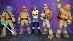Teenage Mutant Ninja Turtles and April O'Neil Meet & Greet ...