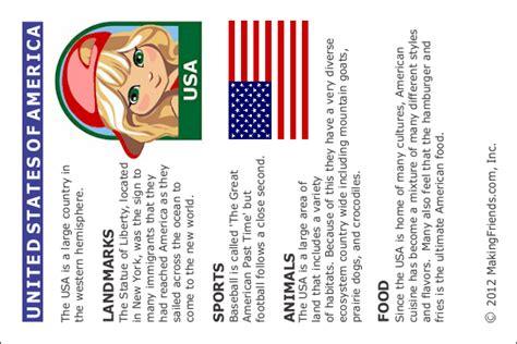 facts  united states  america makingfriends