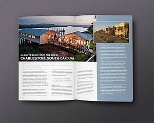 Magazine Layout: Architectural Digest