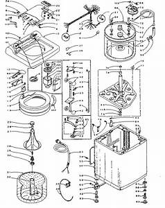 Kenmore Kenmore Automatic Washer Parts