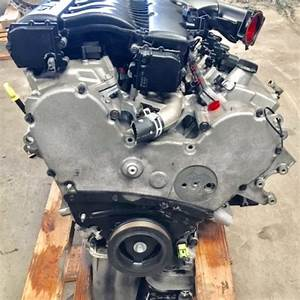 Dodge Charger Magnum    Chrysler 300 3 5l Engine Rwd 2007