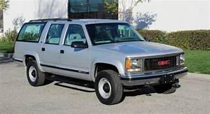 California Original  Goverment Spec Gmc Suburban Sl 2500 3