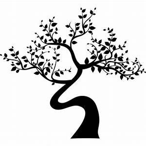 Stickers Arbre Noir : stickers arbre asie pas cher ~ Teatrodelosmanantiales.com Idées de Décoration