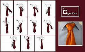 10 Different Cool Ways to Tie a Tie That Every Man Should Know