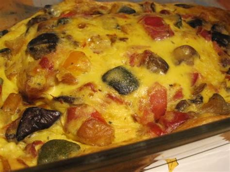 quiche sans p 226 te l 233 g 232 re aux l 233 gumes bacon paperblog