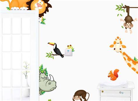 Wandtattoo Kinderzimmer Tiere Ebay by Wandtattoo Wandsticker Wandaufkleber Kinder Kinderzimmer