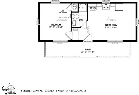 14x40 Shed Floor Plans by 14x40 Lofted Cabin Floor Plans Moreover 14 X 40 Cabin