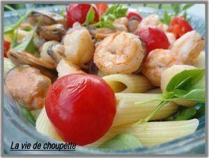 salade de pate au fruit de mer salade de p 226 tes aux fruits de mer paperblog