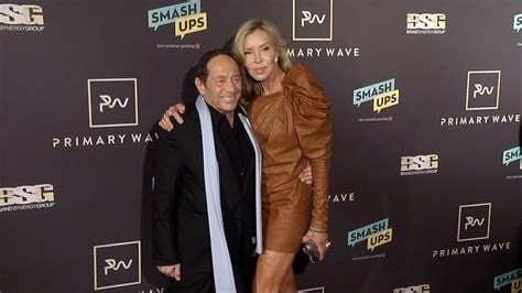 Paul Anka and Lisa Pemberton 2019 Primary Wave Grammy