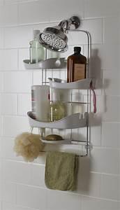 Regal Für Dusche : praktisches badezimmerregal duschregal ablage f r shampoo in dusche duschablage umbra trellis ~ Eleganceandgraceweddings.com Haus und Dekorationen