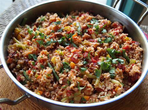 Main Dish Spanish Rice  Sweet & Savory Kitchens
