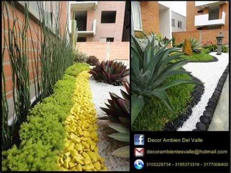 jardines pequenos estilo decor ambientes del valle youtube
