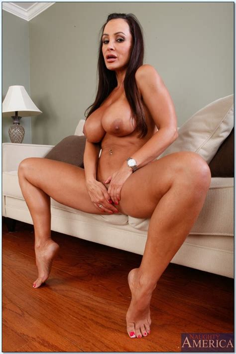 Lisa Ann Strip Naked And Nailed Hard Milf Fox