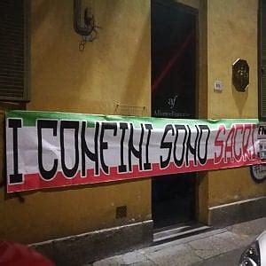Consolato Francese Genova by Torino Blitz Di Forza Nuova Contro Il Consolato Francese