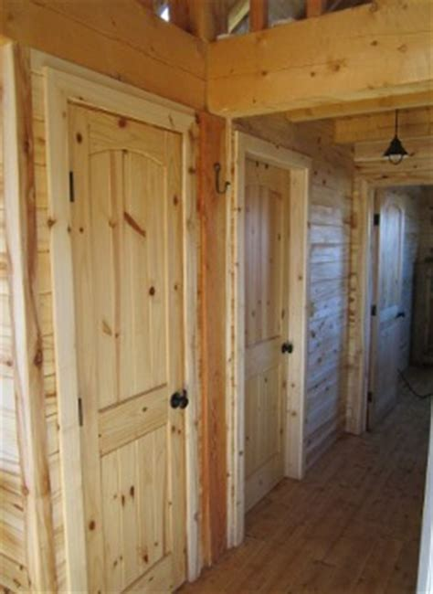 tongue  groove paneling colorado log homes allpine