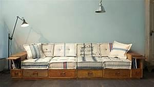 Bett Und Sofa : bett tagsuber als sofa nutzen das beste aus wohndesign ~ Lateststills.com Haus und Dekorationen