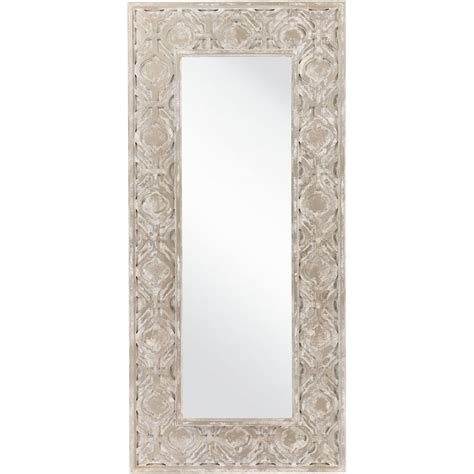 rectangular wall mirrors decorative emerson weathered pewter decorative rectangular mirror