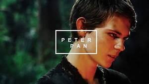 Peter Pan | Battle Scars (OUAT) - YouTube  Peter
