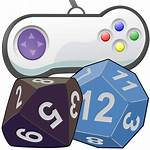 Icon Playing Svg Role Icons Games Wikimedia