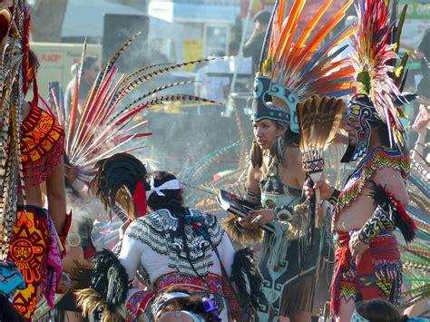 Azteca Mexica New Year, Emma Prusch Park In San Jose