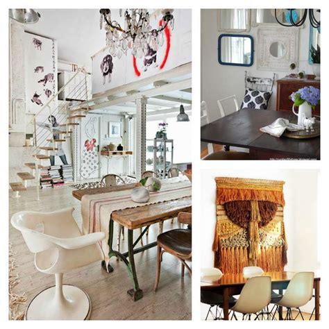 boho le style tendance pour la decoration de la salle