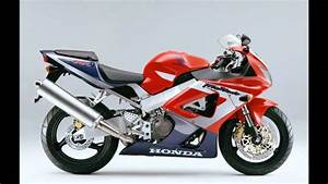 Evolution Of The Honda Cbr Fireblade 1992-2012