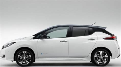 What Electric Car Has The Best Range by Nissan Launches Longer Range Electric Car Loop Png