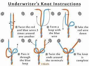 Underwriter U2019s  Electrician U2019s  Knot