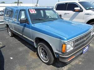 Purchase Used 1991 Chevrolet S