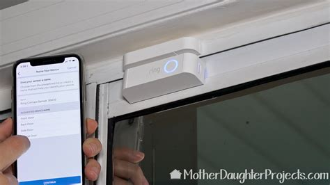 ring alarm system diy install mother daughter projects