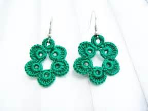 hoop beaded earrings 16 cool crochet earring patterns guide patterns