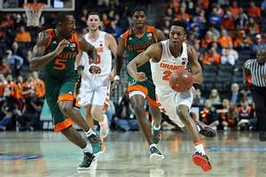 Chemistry, and its impact on next year's Syracuse ...
