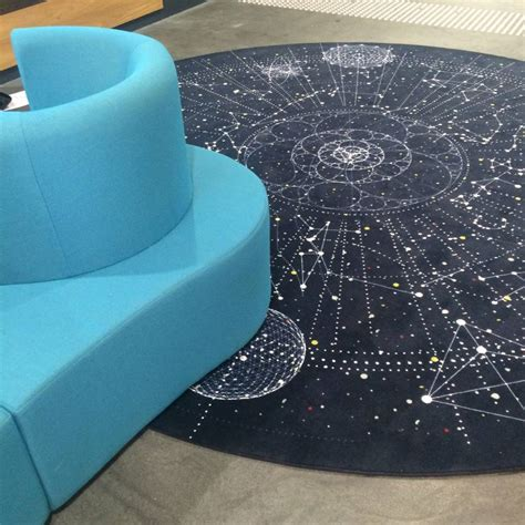 Very Cool Rugs At Space Furniture  Designer Man Cave