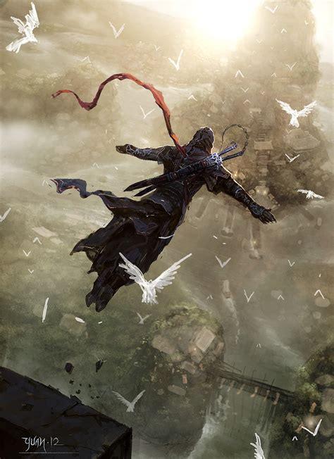 Beautifully Badass Assassins Creed China Art — Geektyrant