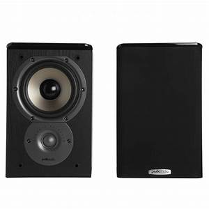 Polk Audio Tsi100 2-way Bookshelf Speakers With 5 25 U0026quot  Driver