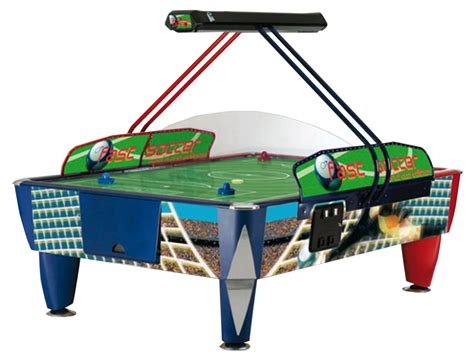 air hockey and football table sam double fast soccer 8 foot commercial air hockey table