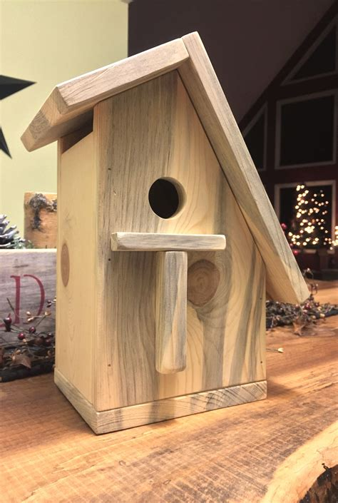 simple pine birdhouse bird house bird houses