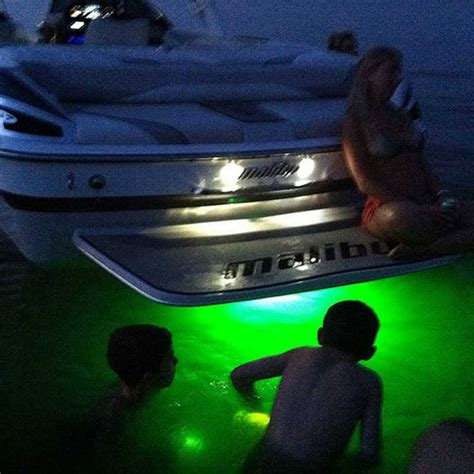White Underwater Boat Lights by Led Underwater Boat Lights The Ultimate In Lighting