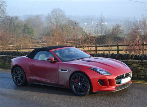 Jaguar F-type Matte Orange