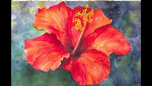 Flower Paintings for Beginners | Easy Acrylic Painting ...